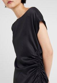 MM6 Maison Margiela - Festklänning - black - 6