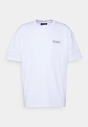 IT WAS WRITTEN OVERSIZED TEE UNISEX - T-shirt med print - white