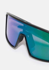 Oakley - SUTRO UNISEX - Sportbrille - matte black/road jade - 4