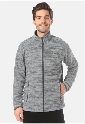 RIENZA II - Fleece jacket - grey