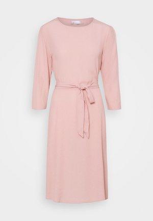 JUNE THINKTWICE - Day dress - misty rose