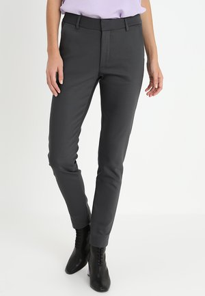 ABBEY NIGHT PANT - Pantalones - grey