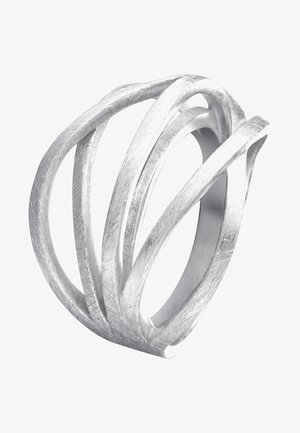 ARCUS  - Ring - silver-coloured