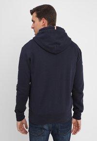 Superdry - Zip-up hoodie - american navy - 2