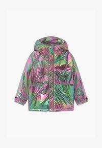 Gosoaky - PENGUIN MARCH UNISEX - Winter jacket - holographic - 0