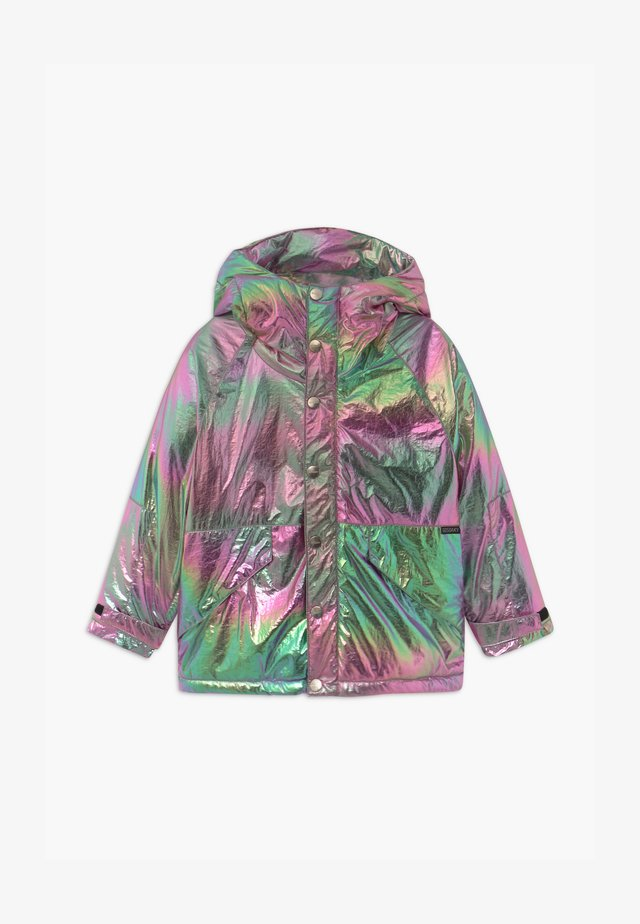 PENGUIN MARCH UNISEX - Winter jacket - holographic