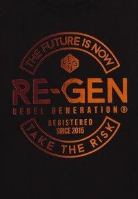Re-Gen - Top sdlouhým rukávem - black - 2