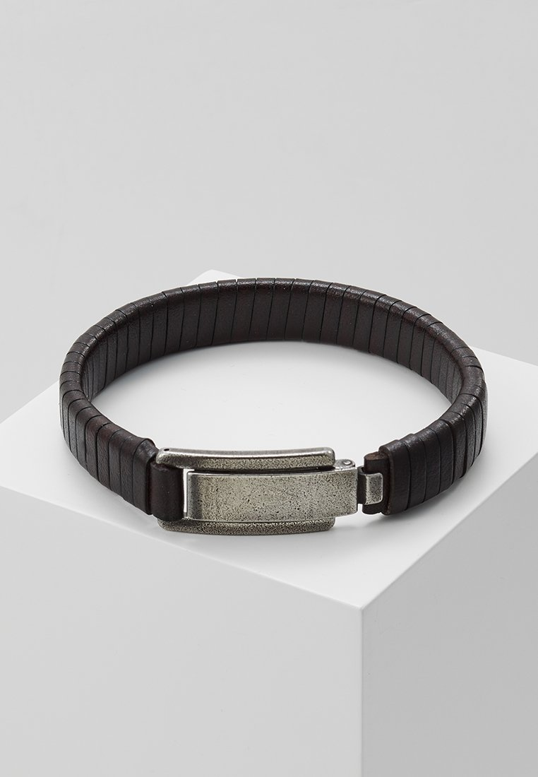 Fossil - VINTAGE CASUAL - Armband - brown