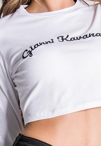 Gianni Kavanagh - CALLIGRAPHY  - Sweater - white - 3