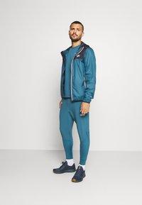 The North Face - MENS CYCLONE 2.0 HOODIE - Waterproof jacket - dark blue - 1