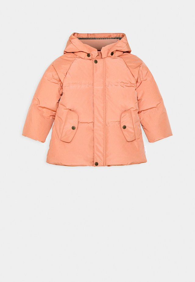 Down jacket - cameo rose