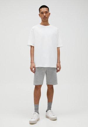 2 PACK - Shorts - dark grey