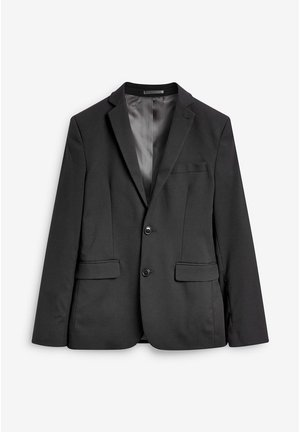 SUIT JACKET (12MTHS-16YRS)-TAILORED FIT - Colbert - black