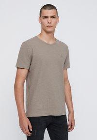 AllSaints - MUSE - Basic T-shirt - grey - 3