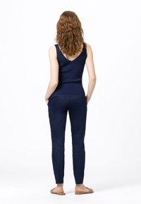 HALLHUBER - Trousers - tintenblau - 2