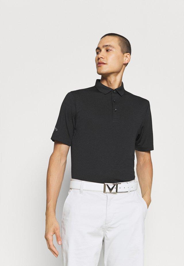 TOURNAMENT - Polo shirt - caviar