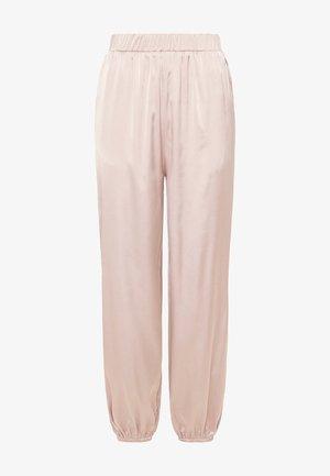 Pantalones - taupe