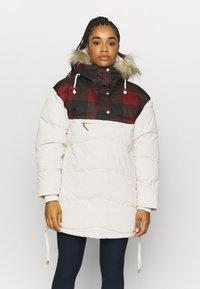 Icepeak - ALABAMA - Płaszcz zimowy - natural white - 0