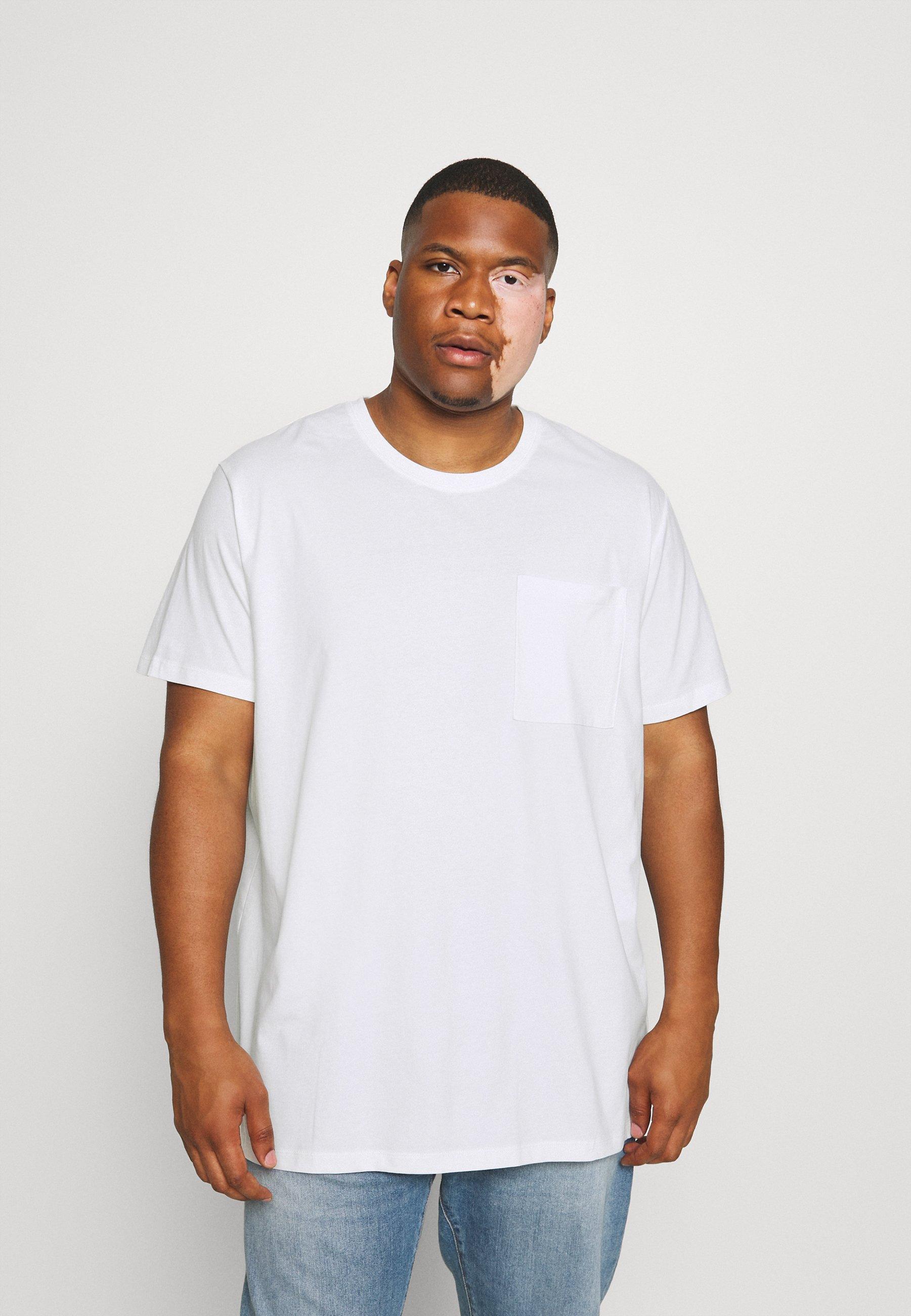Uomo PEACH  - T-shirt basic