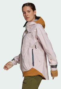 adidas Performance - TERREX MYSHELTER GORE TEX - Training jacket - pink - 4
