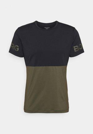 SPORTS ACADEMY  - Sports shirt - black beauty