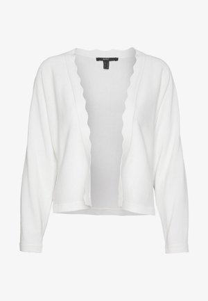 BOLERO W LACE - Cardigan - off white