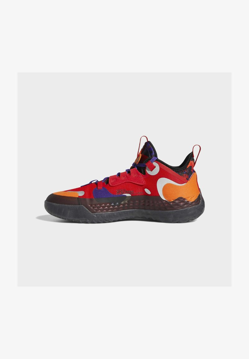 adidas Performance - Harden Vol. 5 Futurenatural BOOST LGHTSTRKE BASKETBALL SNEAKERS SHOES - Basketball shoes - red
