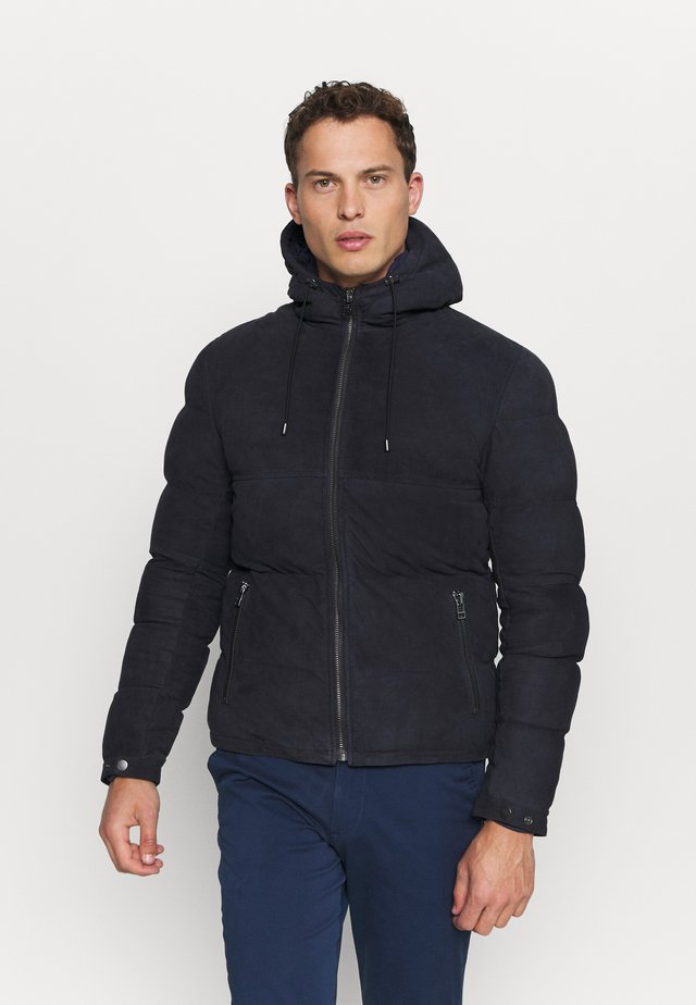 ALVINO - Winter jacket - navy