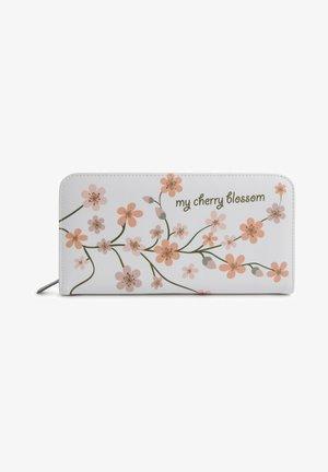 CHERRY BLOSSOM FLOWER - Portemonnee - beige