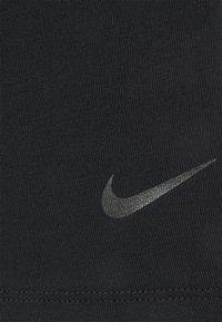 Nike Sportswear - ONE PIECE - Tuta jumpsuit - black/dark smoke grey - 5