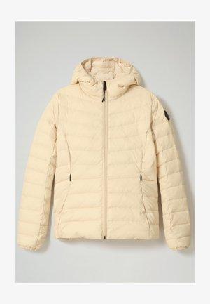 AERONS H - Down coat - whitecap gray
