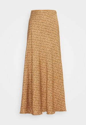 ALSOP SKIRT - Jupe trapèze - brown