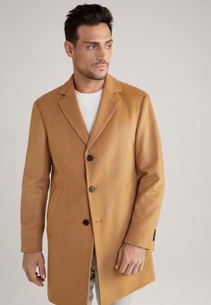 MARISO - Classic coat - camel