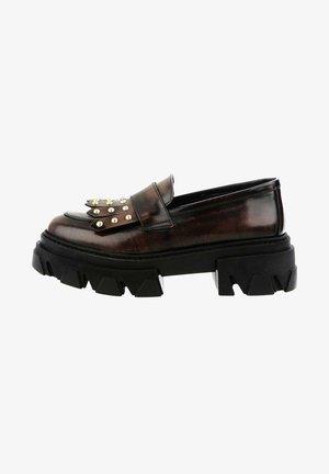 OLIVETO - Classic heels - brown