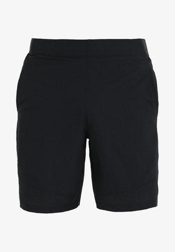 VANISH SHORTS - Korte sportsbukser - black