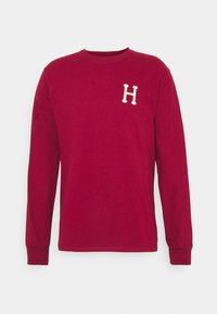 HUF - MONOGRAM CLASSIC  - Långärmad tröja - brick - 0