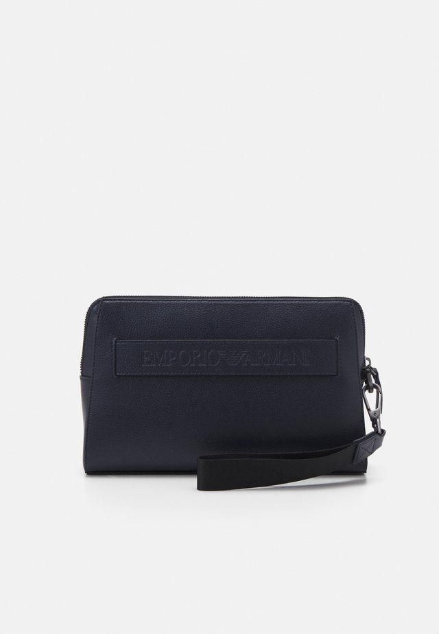 BEAUTY BAG UNISEX - Kosmetiktasche - navy