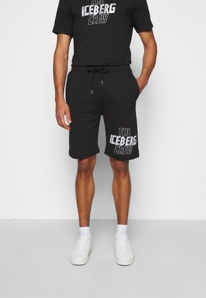 BERMUDA THE CREW - Shorts - nero