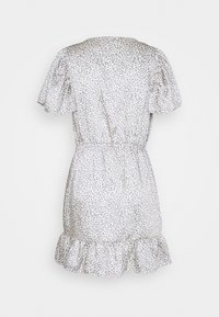 Glamorous - SLEEVE MINI DRESS - Vestito estivo - grey - 1