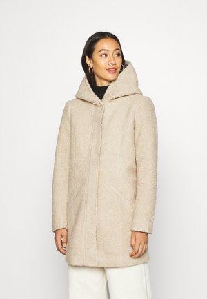 JDYSONYA - Klasický kabát - cement