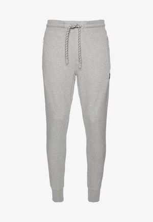 COLLECTIVE - Tracksuit bottoms - grey marl