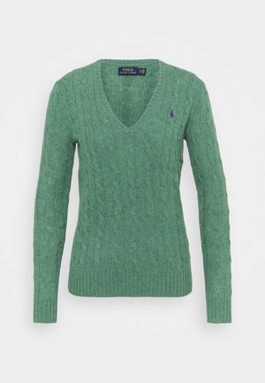 Maglione - resort green