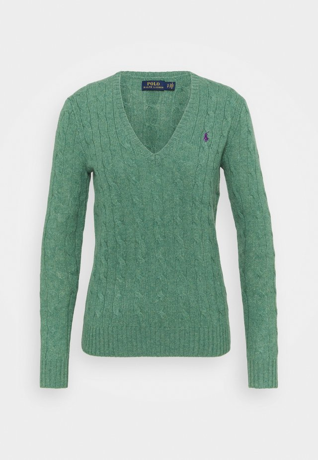 Pullover - resort green