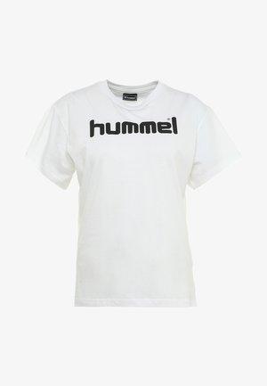 HMLGO  - T-shirt print - white