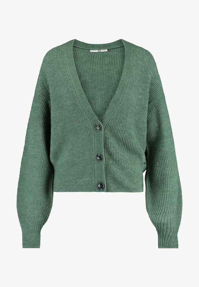 KRYS - Vest - bottle green