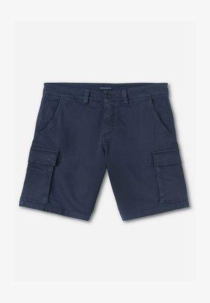 GABARDINE  - Short - blue
