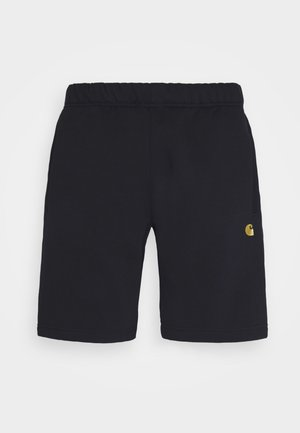CHASE  - Shorts - dark navy/gold