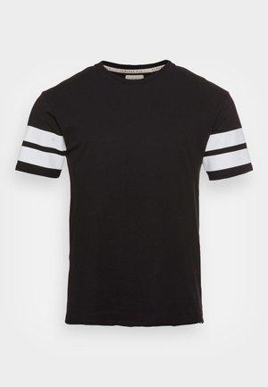 SLEEVE TEE - Print T-shirt - black