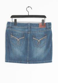 edc by Esprit - Spódnica jeansowa - blue - 1