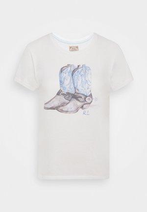 BOOT - T-shirt imprimé - nevis